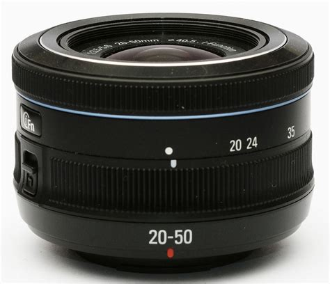samsung 20 50mm f 3 5 5 6 ed nx i function zoom lens review