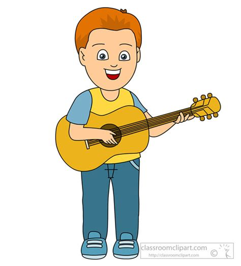 girl playing guitar clip art playing guitar clipart clipartxtras