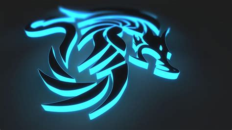 wallpaper abstract dragon blue dragon wallpapers wallpaper cave