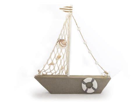 bateau de d 233 coration pour la table 18x20 cm