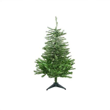 walmart canada four foot xmas trees northlight 4 ft two tone balsam fir artificial tree unlit walmart