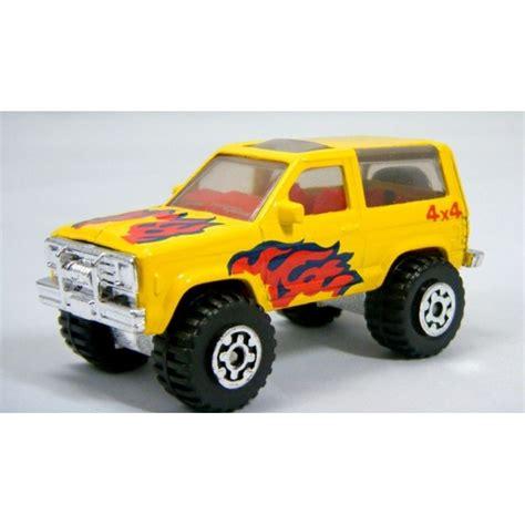 Matchbox Ford Bronco 4x4 matchbox promotional model ford bronco ii 4x4 global