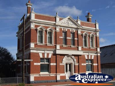 Old National Bank Gift Card - dimboola old national bank photograph dimboola old national bank photo pictures of