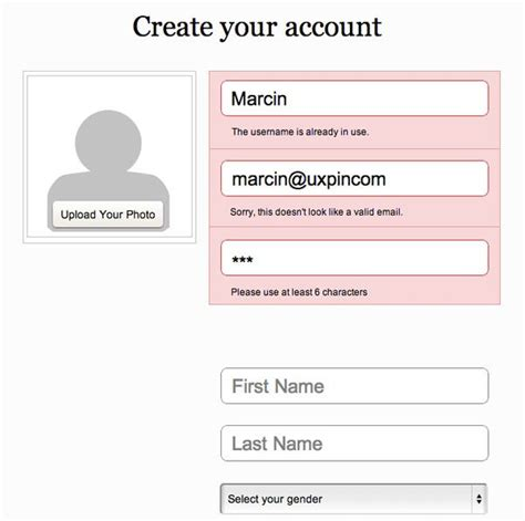 strategy pattern for validation c 18 best images about error messages ui on pinterest