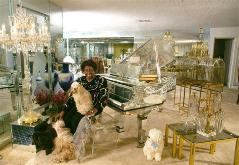liberace house general views of liberace s las vegas home zimbio