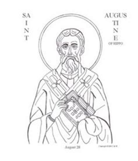 st augustine coloring pages coloring pages
