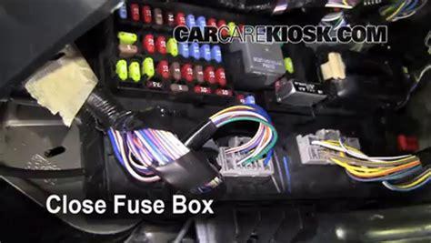 2008 mercury milan fuse box location wiring diagram with