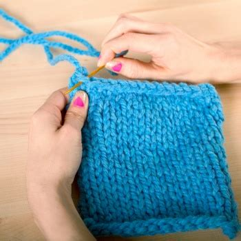 what is garter stitch in knitting terms knitting finishing your project by kollabora skillset