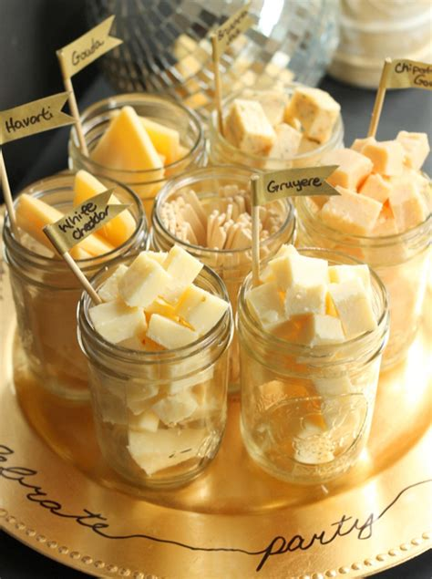 new year food and decorations new year s appetizers food ideas a