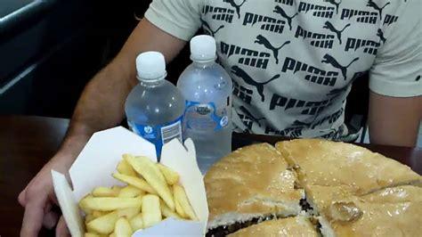 killa burger challenge killer burger food challenge part 2
