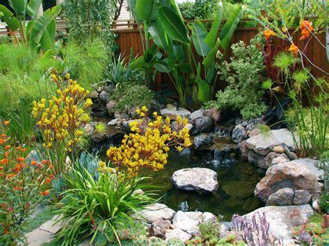 Subtropical Garden Design Ideas And Subtropical Gardens Archives Magic Gardens Landscaping