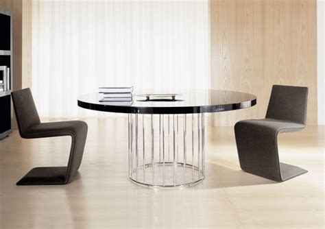 Black Contemporary Dining Table Black Contemporary Dining Table Contemporary Homescontemporary Homes