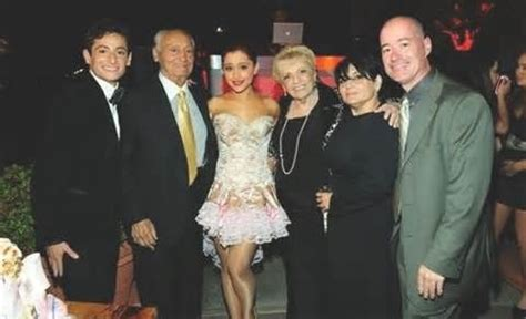 ariana grande parents biography ariana s family ariana grande
