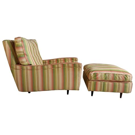 oversized ottomans for sale oversized deco streamline lounge chair and ottoman for