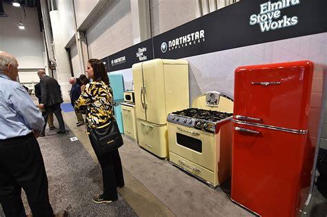 kitchen appliances las vegas appliance trends show focuses on colors cooking times