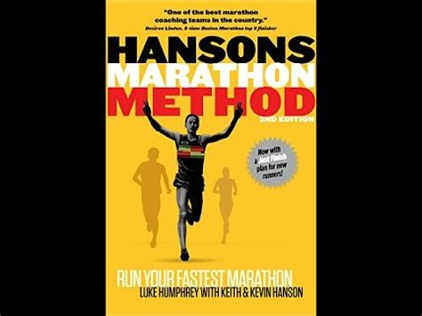 Pdf Hansons Marathon Method Your Fastest by Pdf Hansons Marathon Method Run Your Fastest Marathon