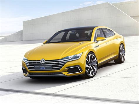 Volkswagen Coupe by Volkswagen Sport Coupe Gte Concept 2015