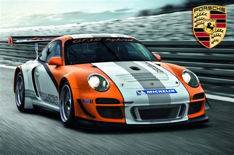 porsche car porsche 911 gt3 r hybrid race car will its debut at