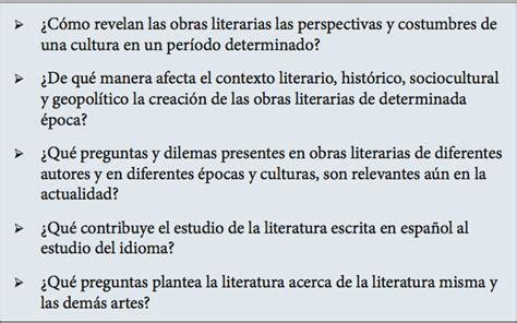 preguntas esenciales ap spanish lae dean burrier sanchis