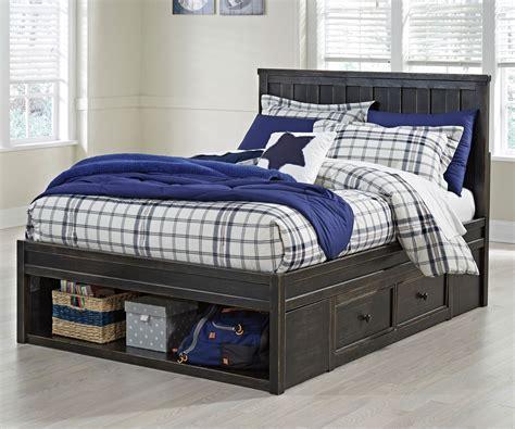 jaysom full size panel storage bed  ashley furniture kids teens bedroom furniture
