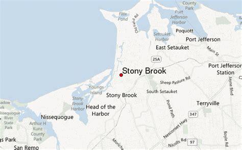 stony brook map stony brook location guide