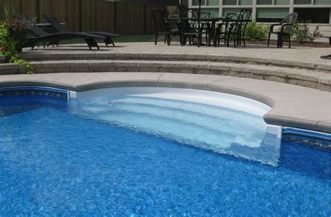inground pool lights for existing pool steps swimming pools photos