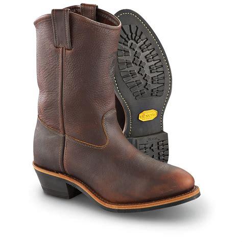 s chippewa boots s chippewa boots 174 12 quot steel toe arroyos wellingtons