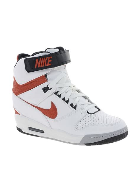 Nike Air Wedges White alliance for networking visual culture 187 nike air