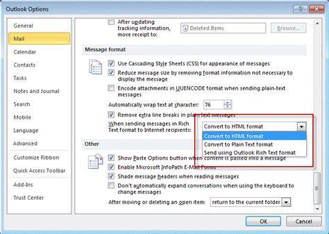 Calendar Folder Property Is Missing Outlook Is Sending Winmail Dat Attachments