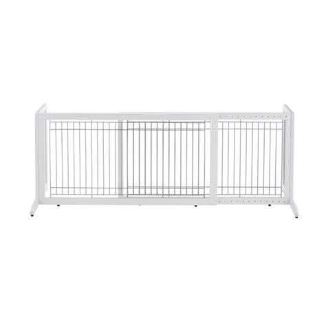 freestanding gate gates cat gate freestanding pet gate large richell usa
