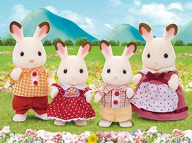 Sylfanian Families Collect Them All Series 5198 sylvanian families awesome deals only at smyths toys uk