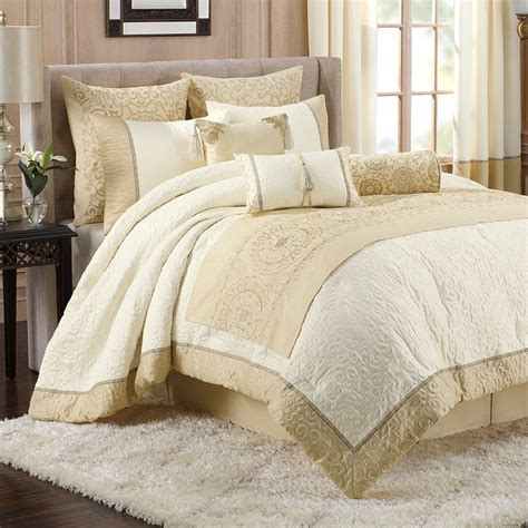 bombay bedding bombay tatyana 5 piece comforter set with bed runner