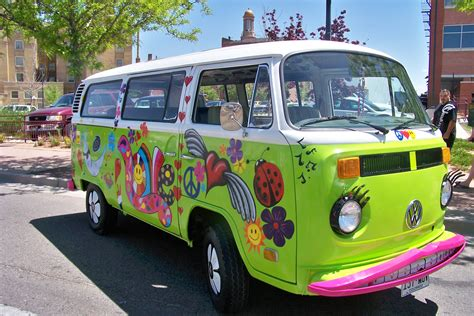 volkswagen hippie van vw bus i think she may have a voice like kathleen