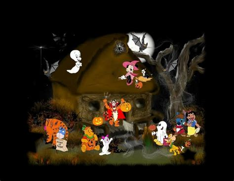 halloween themes images halloween wallpaper backgrounds disney halloween