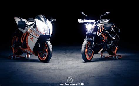 Ktm Duke 390 Hd Ktm 1190 Rc8 And Ktm 390 Duke Motorcycle Hd Wallpaper 1920
