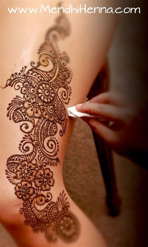 bridal henna tattoo 21 best wedding mehndi top picks images on