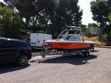 wakeboard boat germany mastercraft transporte mastercraft boote bei mcd
