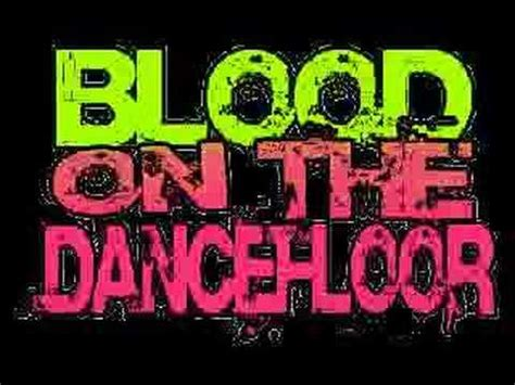 Candyland Lyrics Blood On The Floor by Blood On The Floor