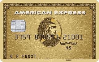 American Express Business Gold Rewards Card