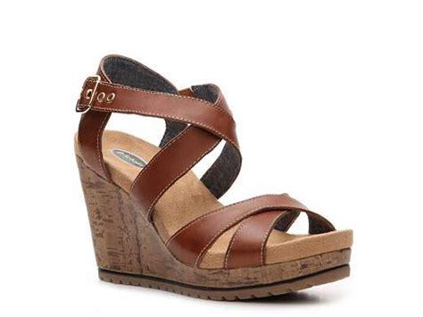 dr scholls wedge sandals dr scholls shoes savory wedge sandal dsw