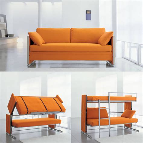 space saving couch coolest space saving furniture ideas