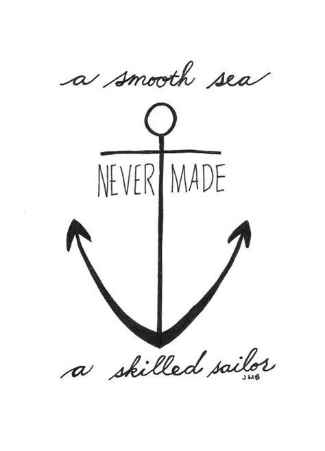 anchor boat uber die besten 25 anchor quote ideen auf pinterest s 252 223 e