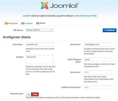 latihan membuat web dengan html panduan lengkap cara membuat website dengan joomla