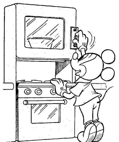 Baby Mickey Mouse Coloring Pages Coloring Home - baby mickey mouse coloring pages coloring home