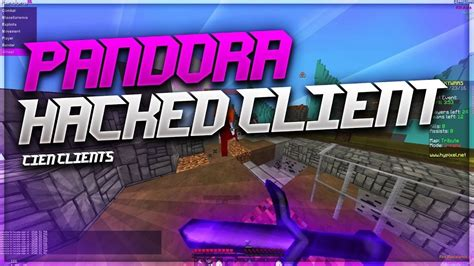 tutorial hack minecraft how to download pandora b8 for free minecraft hack