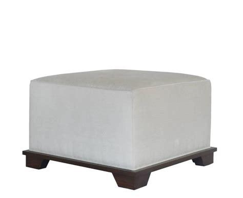 Custom Upholstered Ottomans Nbs Custom Upholstered Ottoman For Sale At 1stdibs