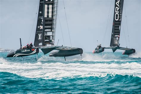 americas cup full event schedule ybw