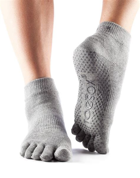 toe grips toe ankle grip socks tickling toes