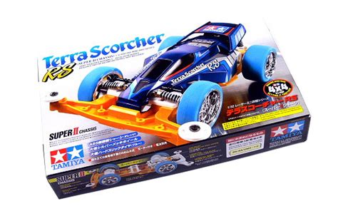 Tamiya 18064 Terra Scorcher Rs Set tamiya model mini 4wd racing car 1 32 terra scorcher rs