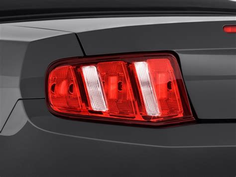 image 2010 ford mustang 2 door convertible light